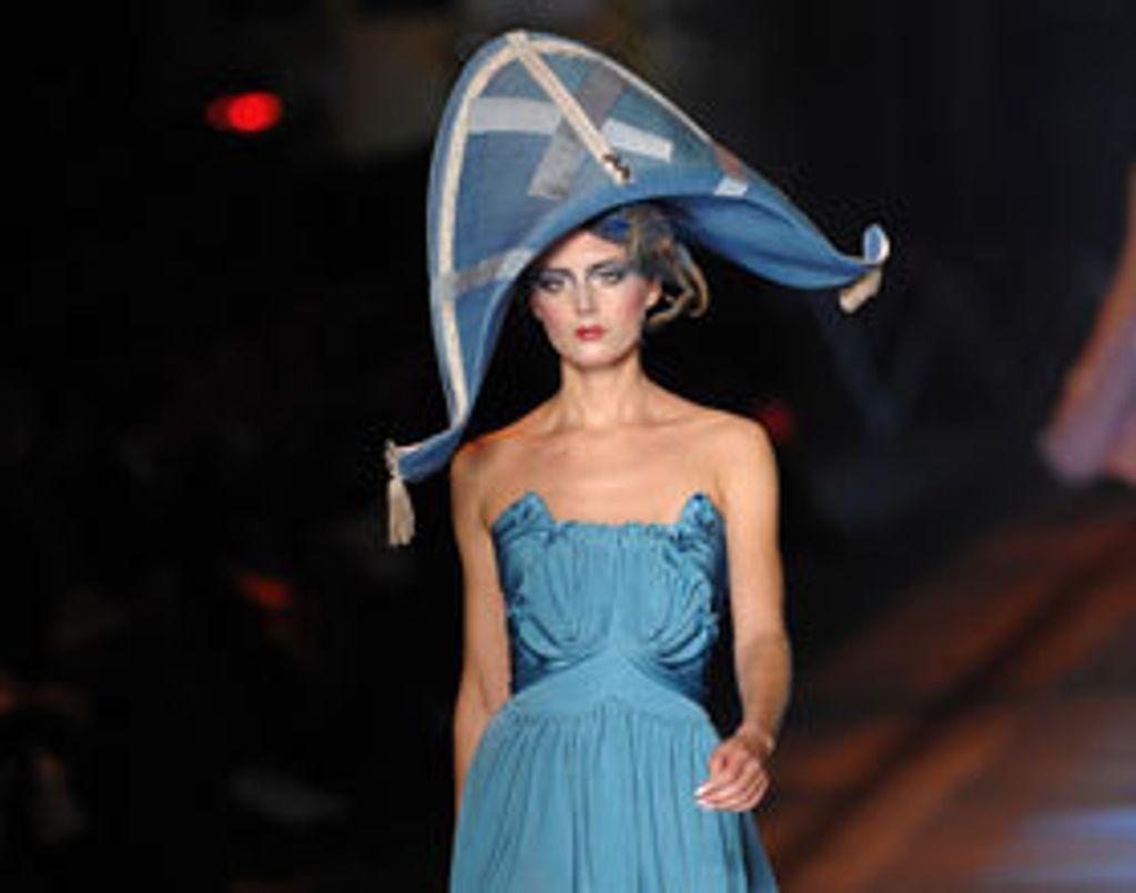 Fashion Week  : collections Printemps / Eté 2009