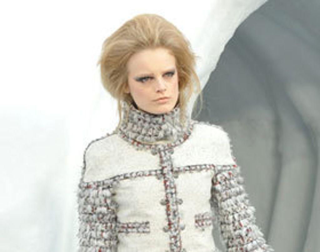 Spécial défilés : chez Chanel, nous avons adoré...