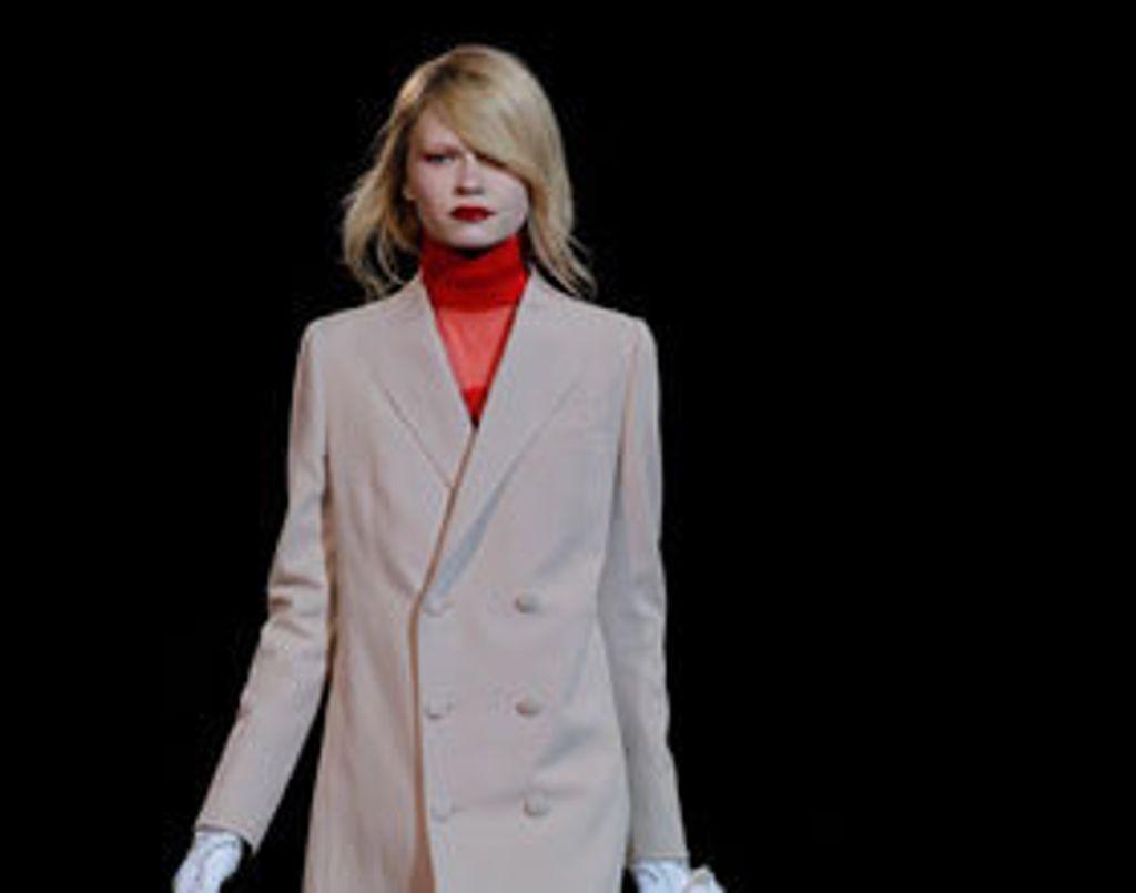 Spécial défilés : chez Givenchy, nous avons adoré...