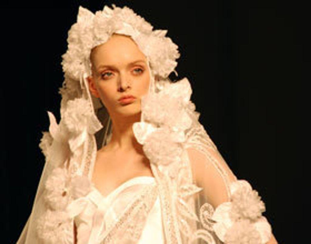 Vidéo : défilés Haute Couture printemps/été 2010