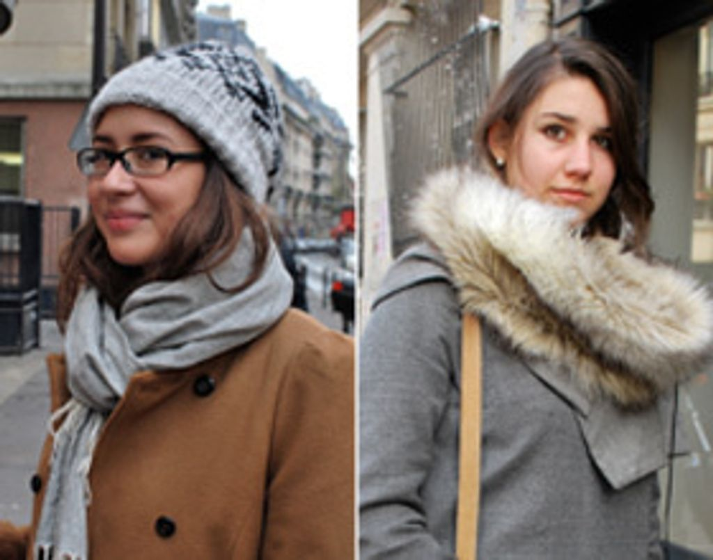 Streetstyle : les astuces anti-froid des modeuses !