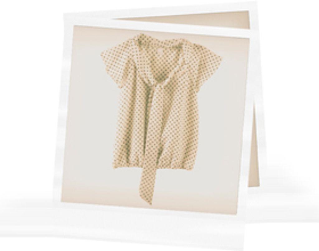 Coup de cœur Mode : une blouse à moins de... 30 euros !