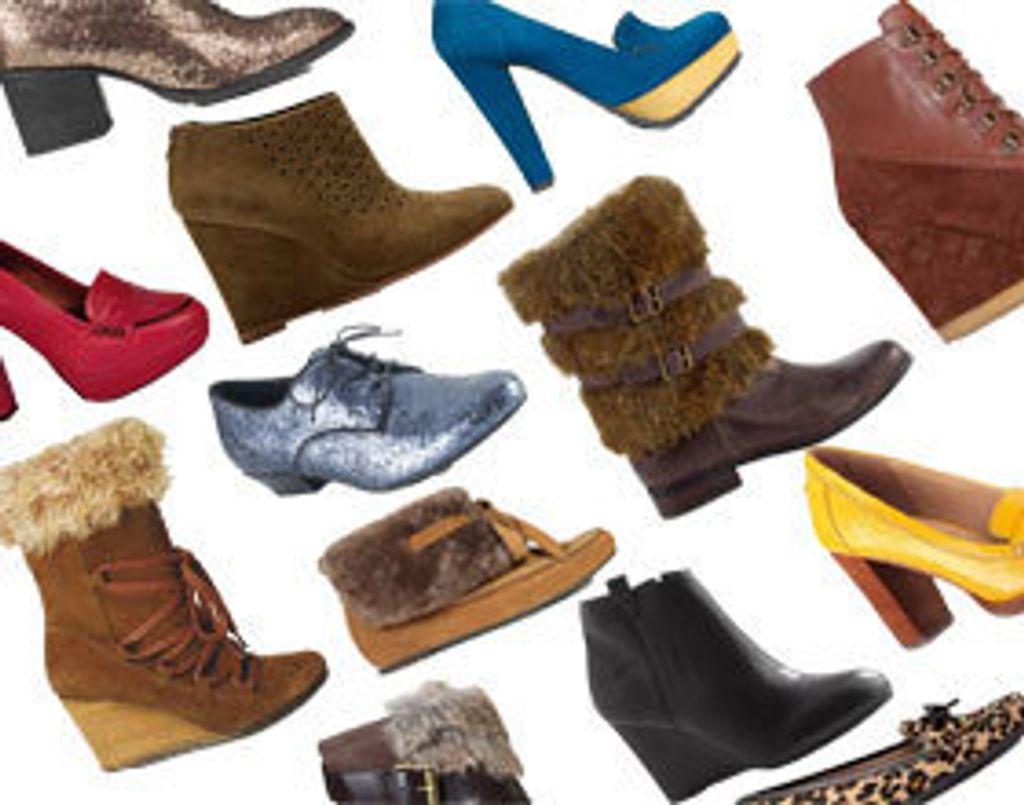 Chaussées pour la rentrée : les chaussures fourrées