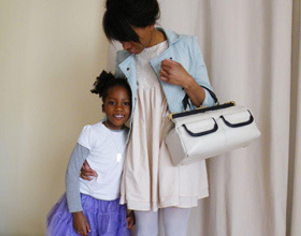 Dressing mère-fille