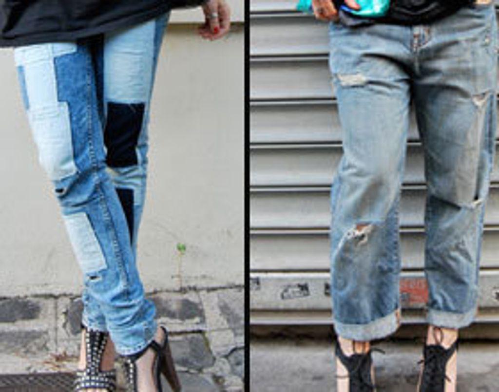 Il se porte comment le jean de la saison ?