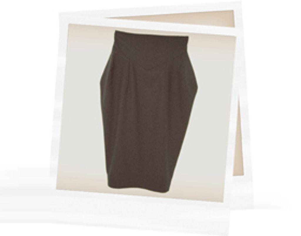 Coup de cœur Mode : une jupe photographiée par Karl Lagerfeld à moins de... 60 euros !