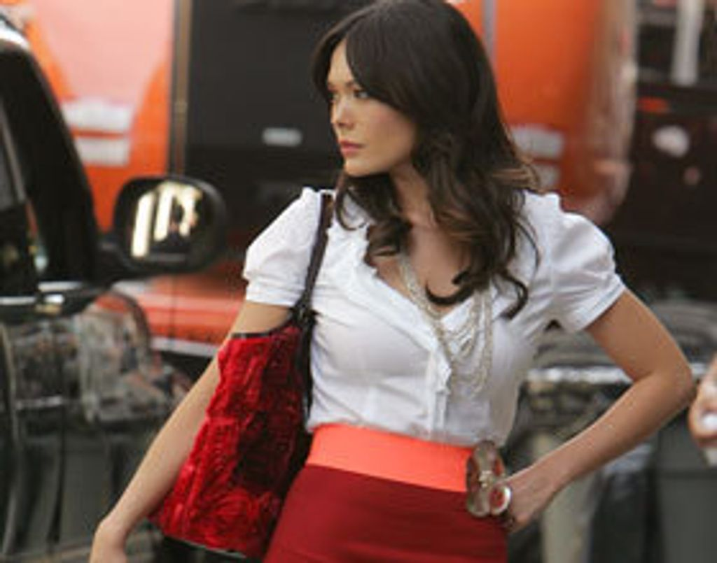 Je veux le look de... Lindsay Price de Lipstick Jungle !