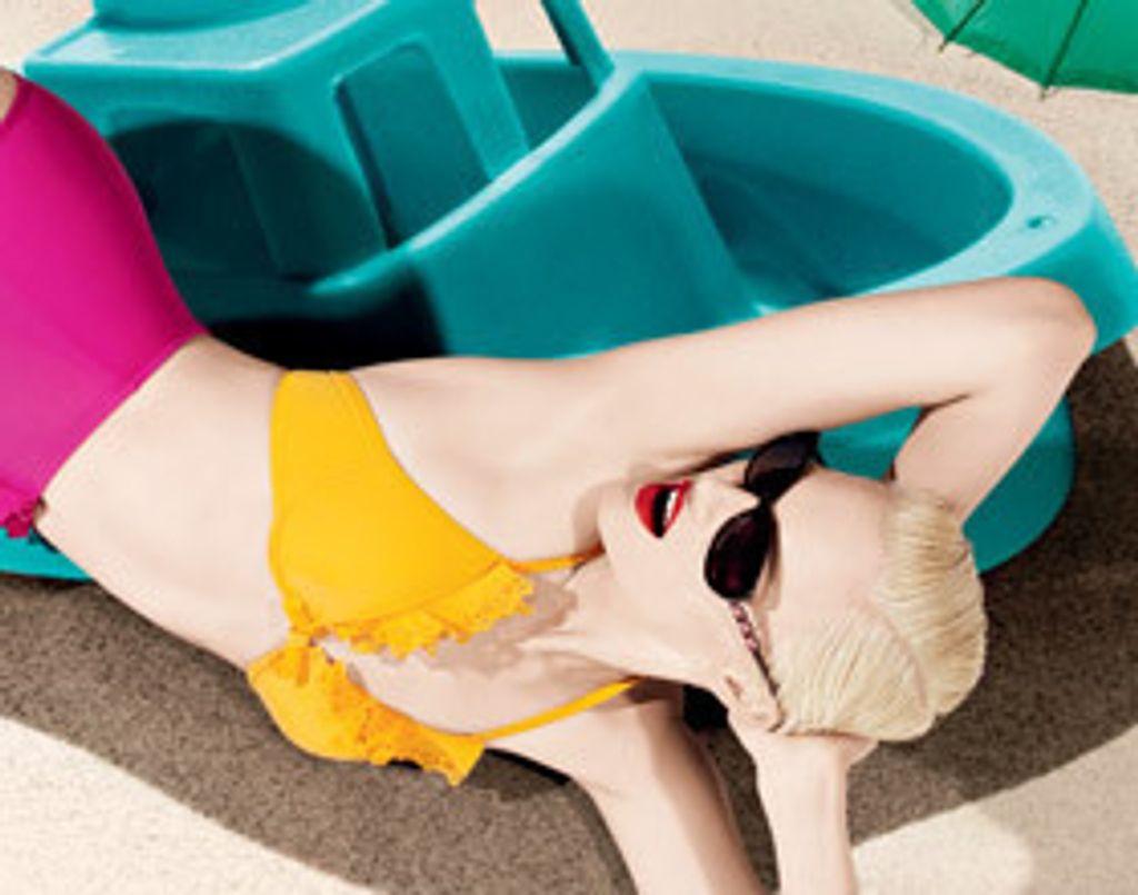 Best-of : les maillots de bain de l'été 2010