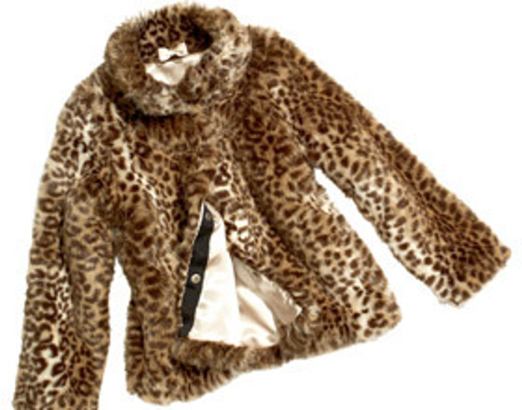 Coup de cœur mode: un manteau léopard à moins de 35 euros!