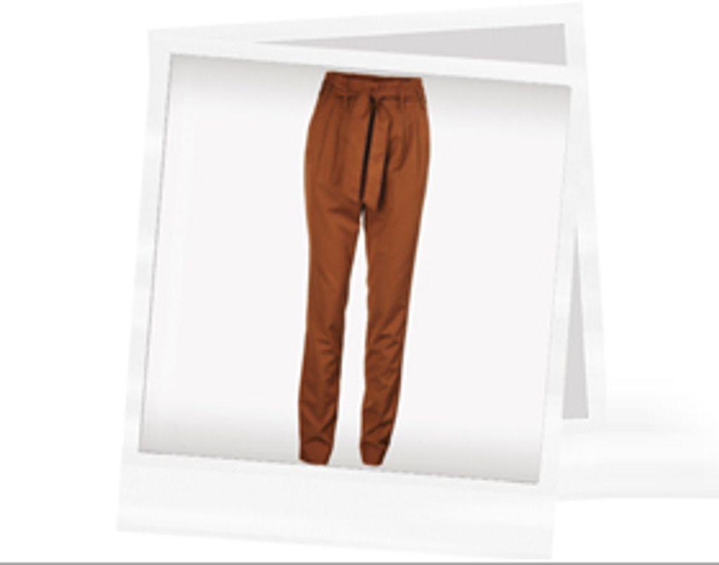 Coup de cœur Mode : un pantalon de ville à moins de... 40 euros !