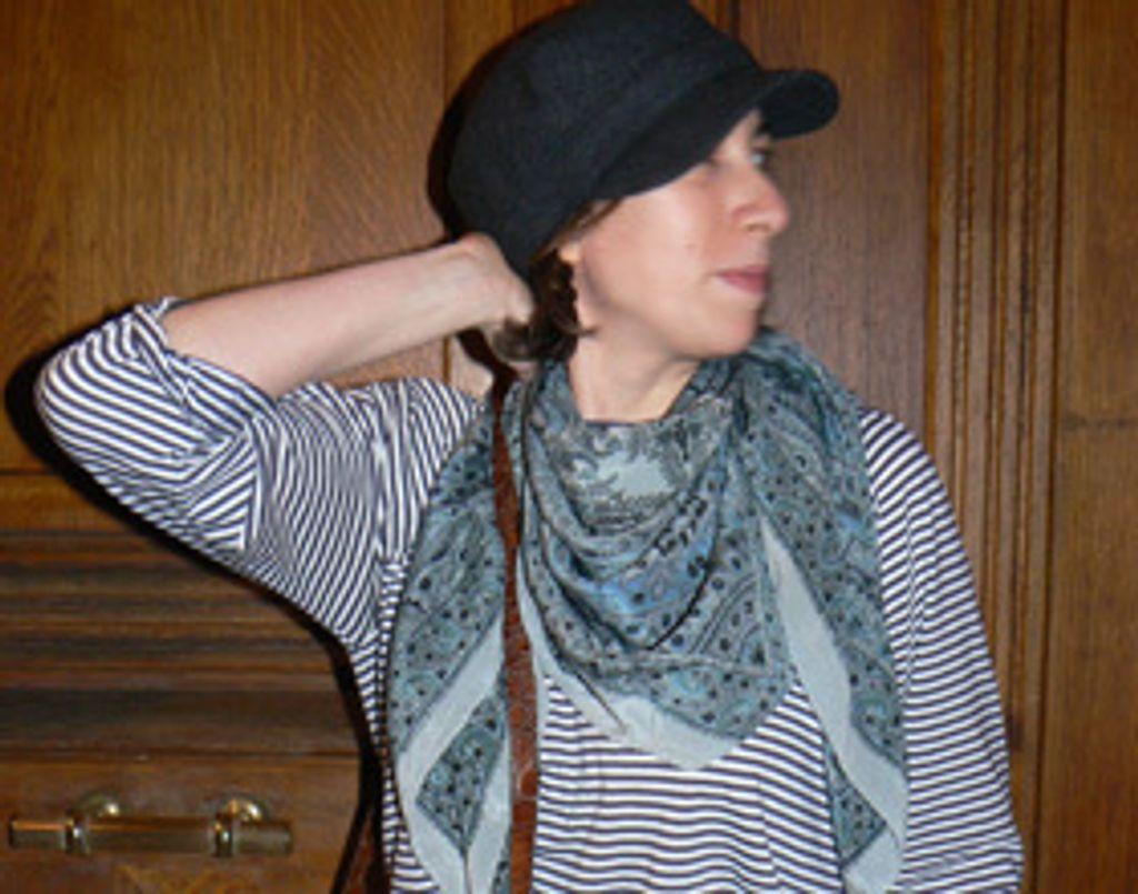 Le relooking d'Anna ou comment rockeriser une garde robe !