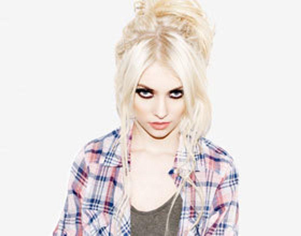 Je veux les fringues New Look de Taylor Momsen !