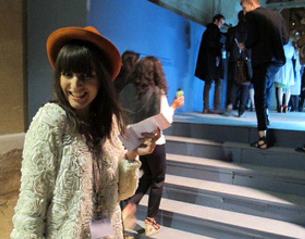 Au coeur du festival de mode de Hyères avec Aude, blogueuse mode !