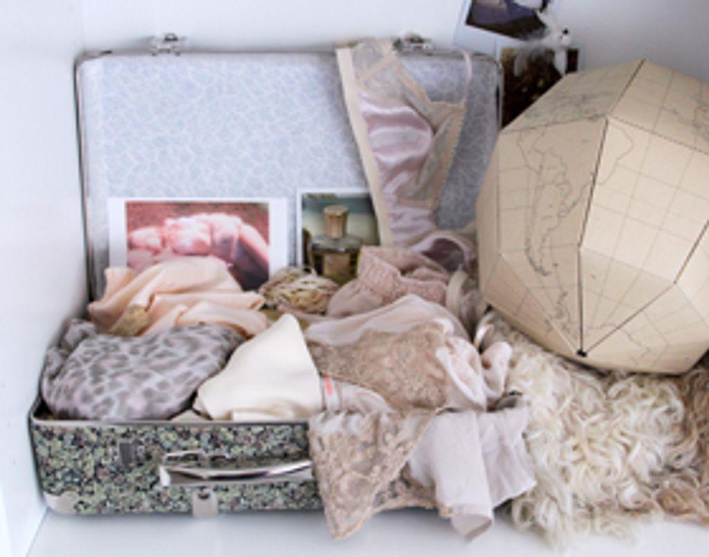 Dans la valise de... Virginie Castaway !