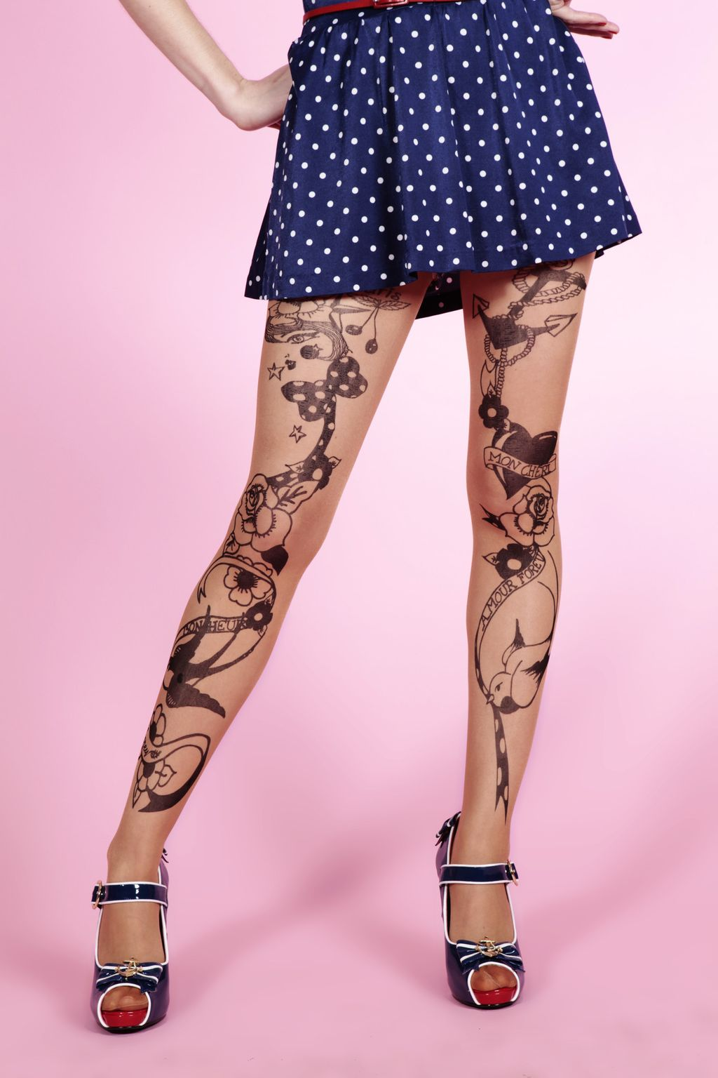 5 jeunes créateurs qui s'inspirent de l'univers tattoo
