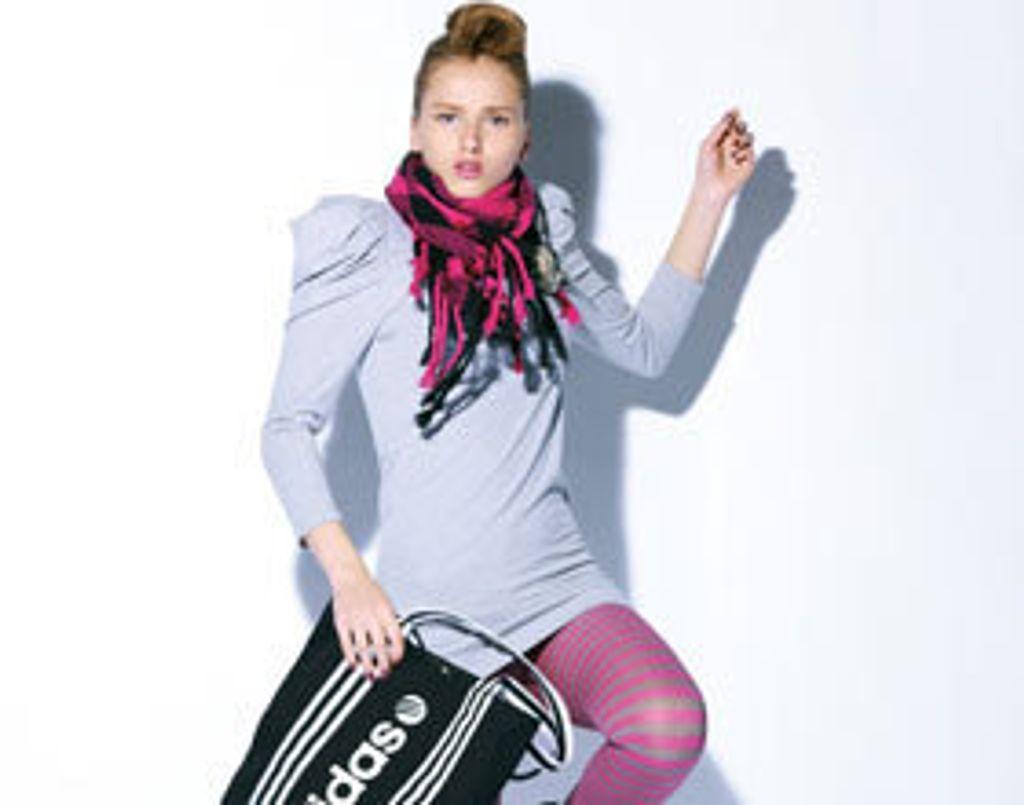 Adidas s'invite chez Jennyfer !