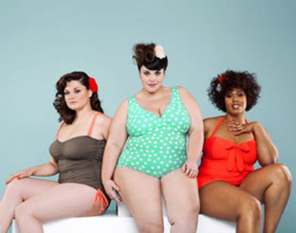 On craque pour les maillots de bain Cupcake de Big beauty !