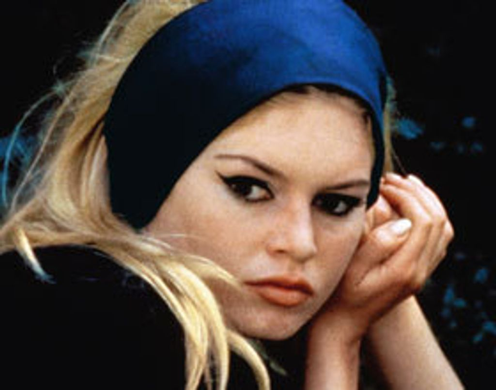 Et Maje créa Brigitte Bardot