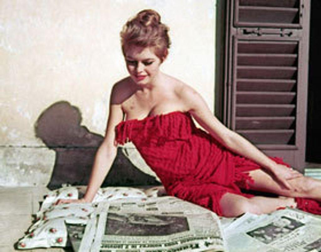 Brigitte Bardot lance sa marque de prêt-à-porter !