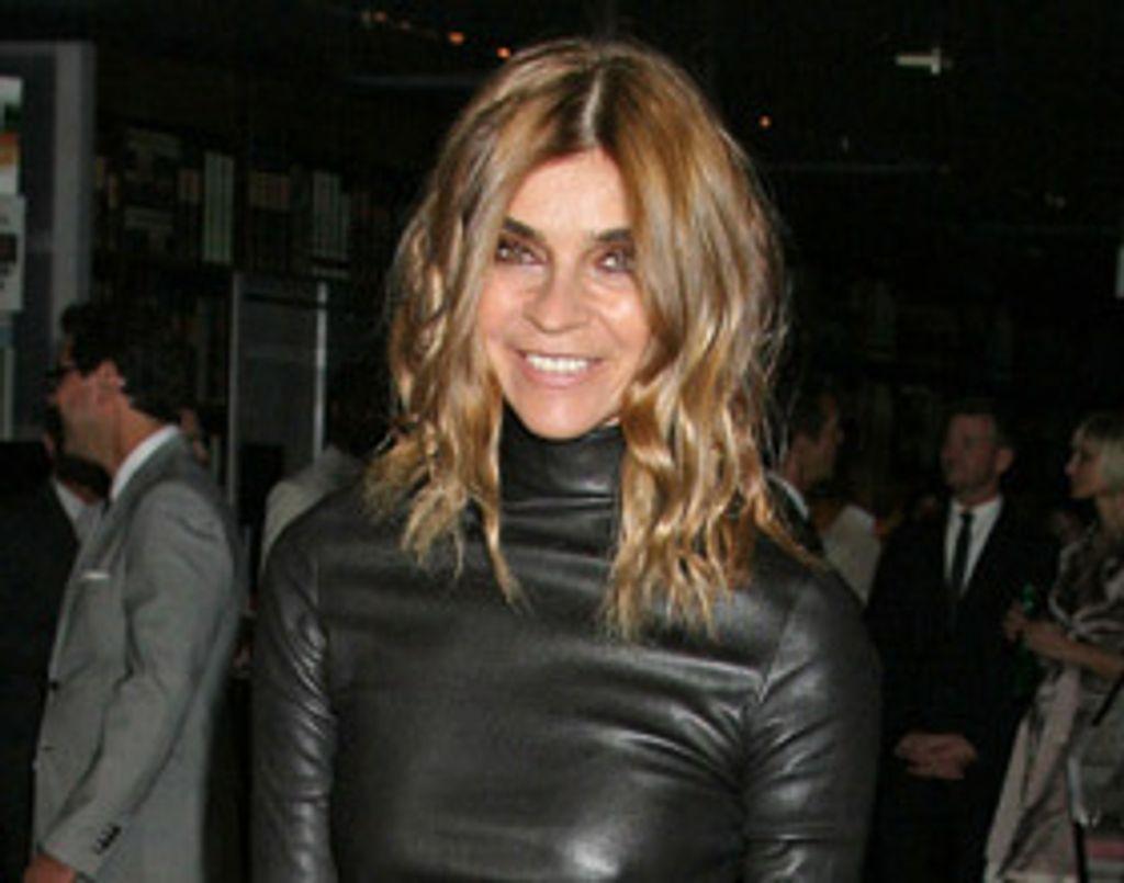 Carine Roitfeld revient sur ses 30 ans de carrière