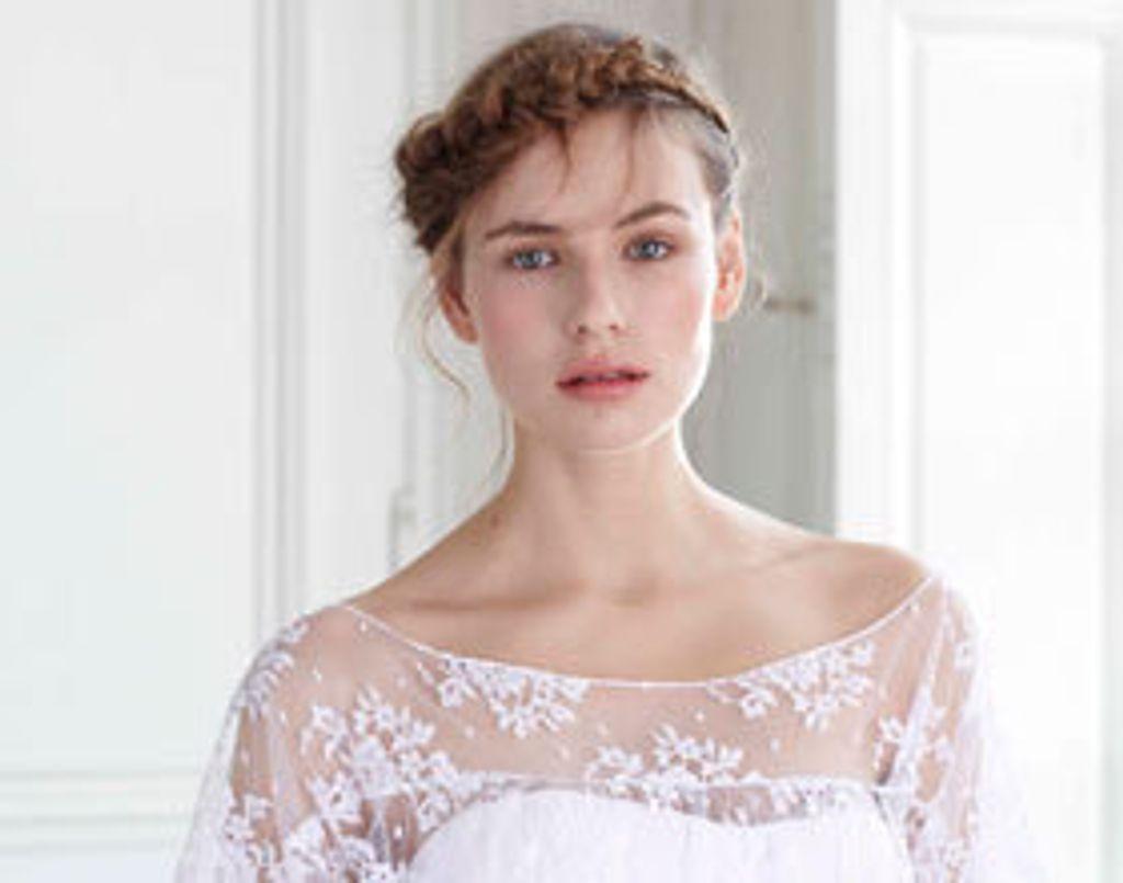 Robes de mariée Delphine Manivet pour La Redoute