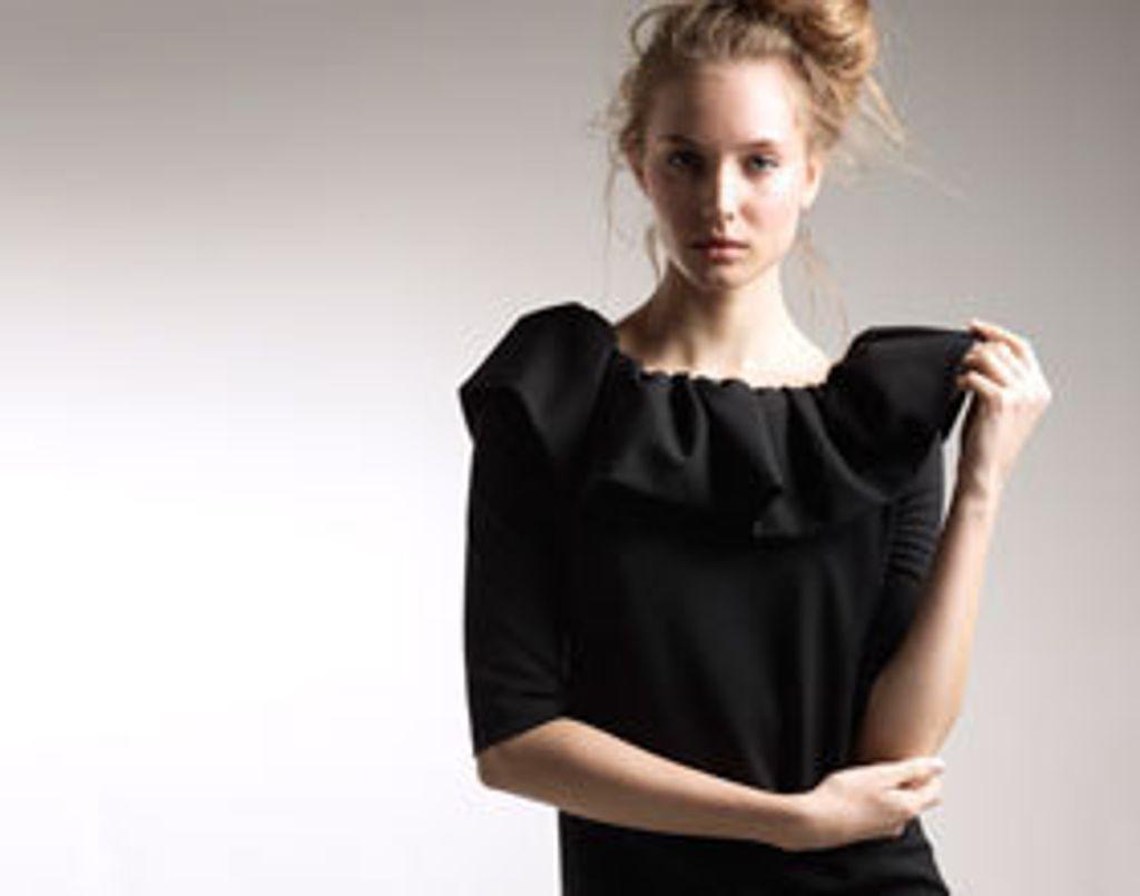 Delphine Manivet signe pour La Redoute une collection de robes du soir !
