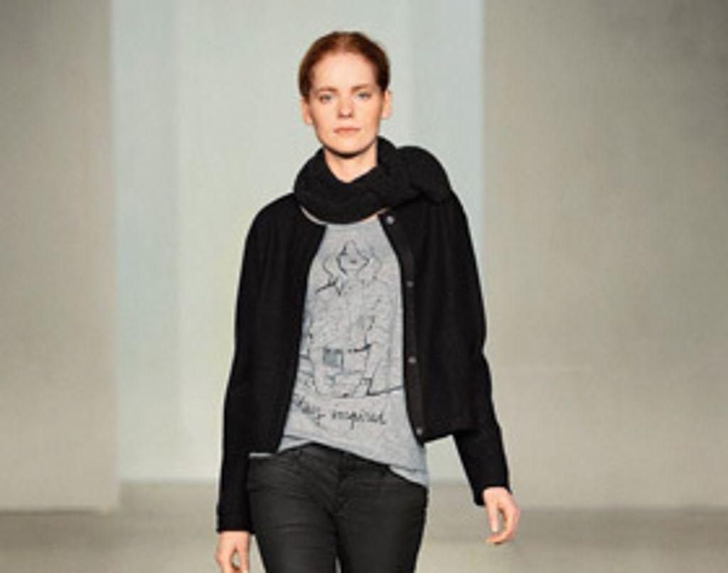 Une collection de t-shirts par Garance Doré