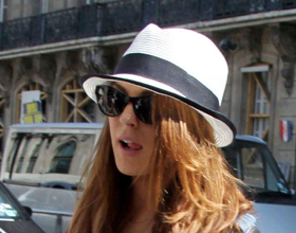 Lindsay Lohan a décidé de mettre en vente sa garde-robe !