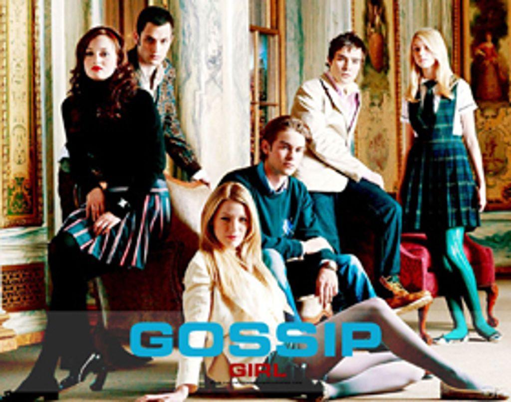 La série Gossip Girl inspire le monde de la mode !