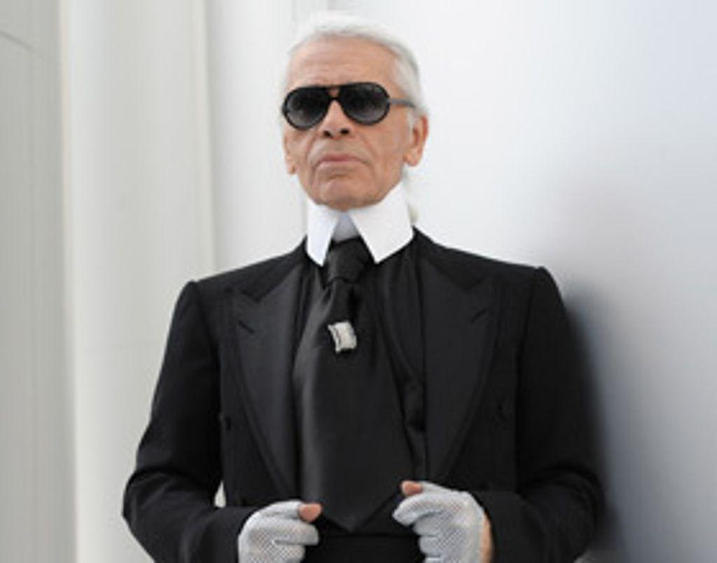 Karl Lagerfeld: sa collection mini prix chez Macy's !