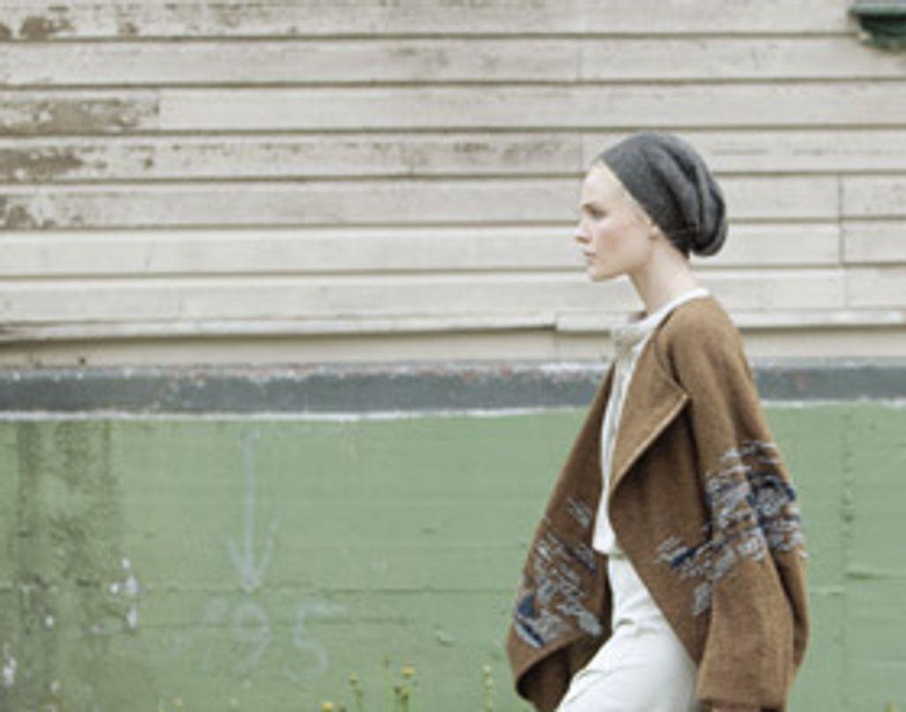 Kate Bosworth est la nouvelle égérie de Vanessa Bruno !