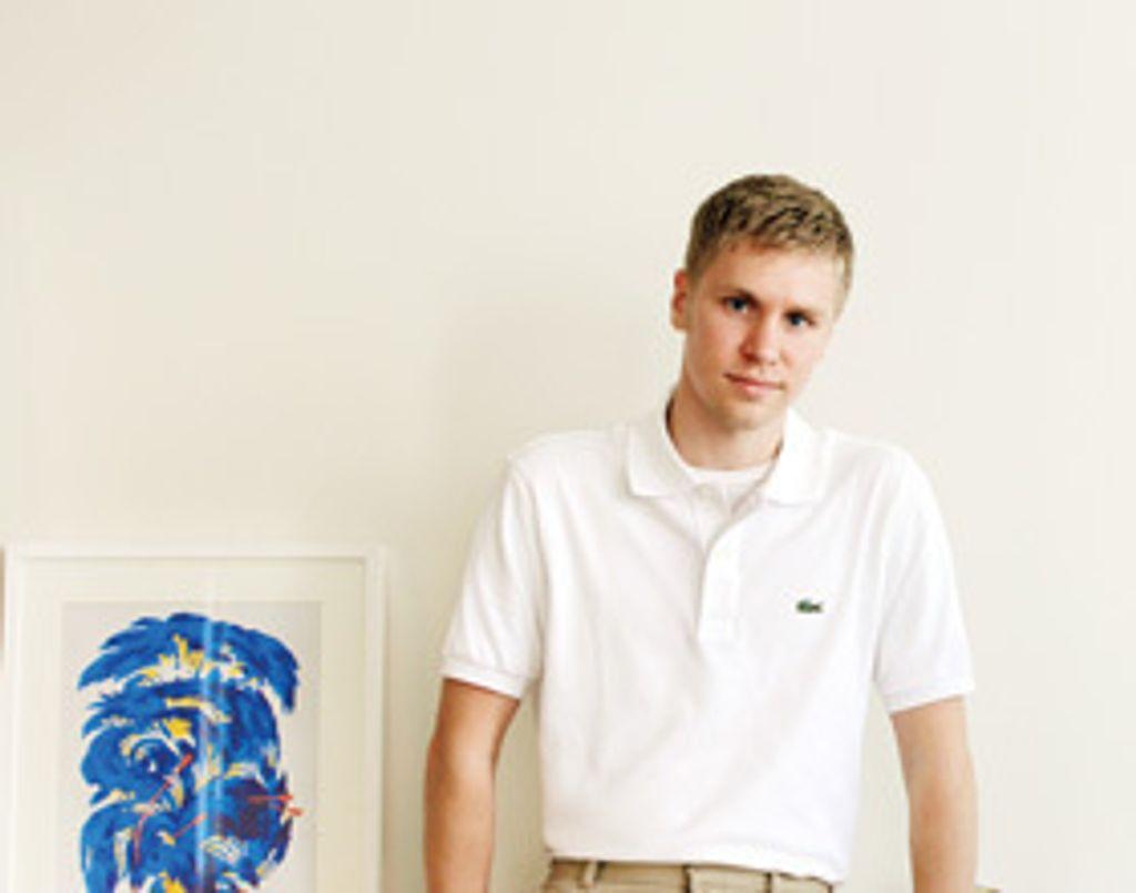 Lacoste Live x Micah Lidberg, une collection arty fantastique !