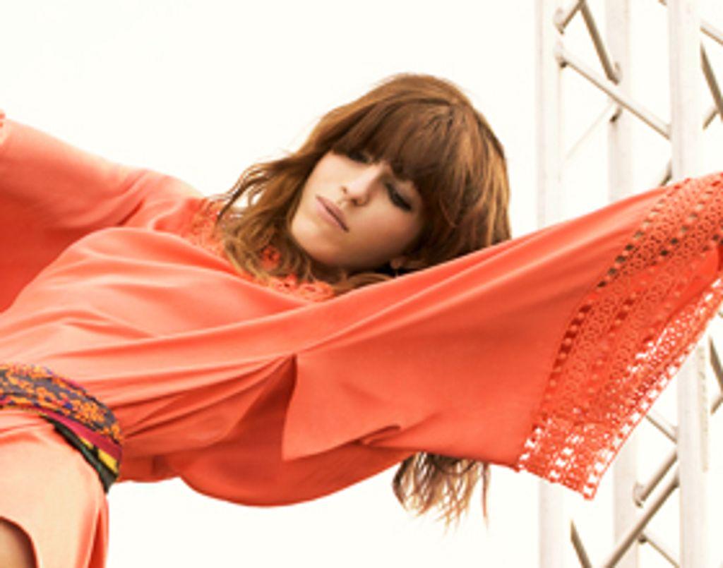 Lou Doillon pour H&M : les photos des coulisses !