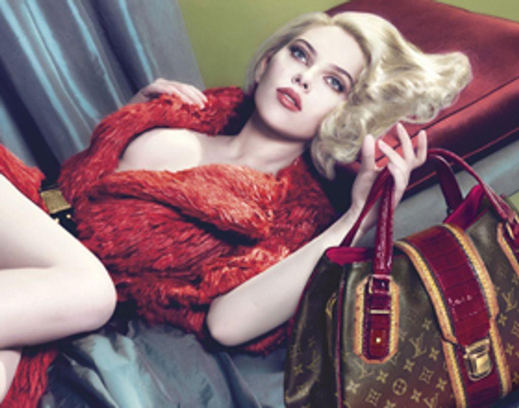 Louis Vuitton sait parler aux femmes