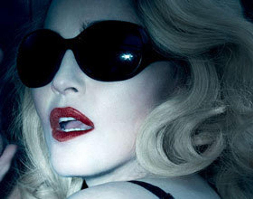 Je veux les lunettes de Madonna pour Dolce & Gabbana !