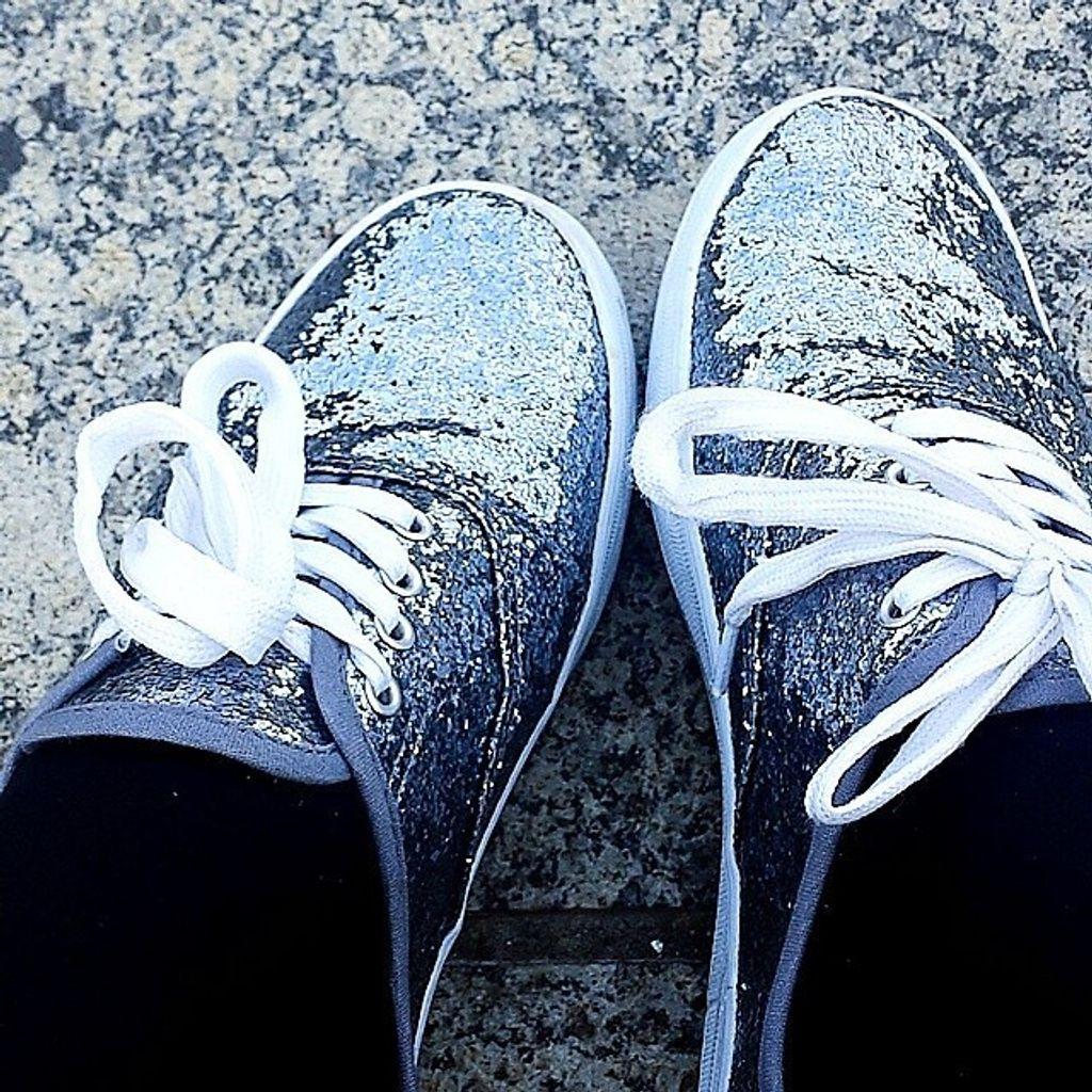Mes chaussures, petite touche de folie