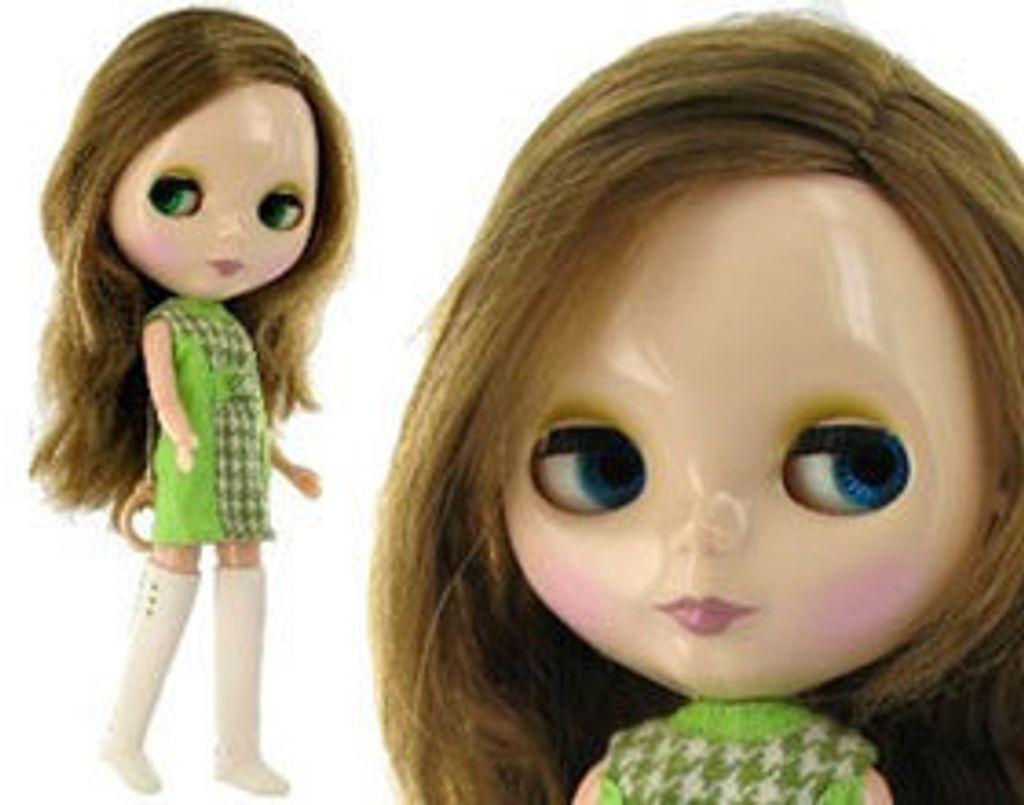 La poupée Blythe : le nouveau jouet des fashion victim !