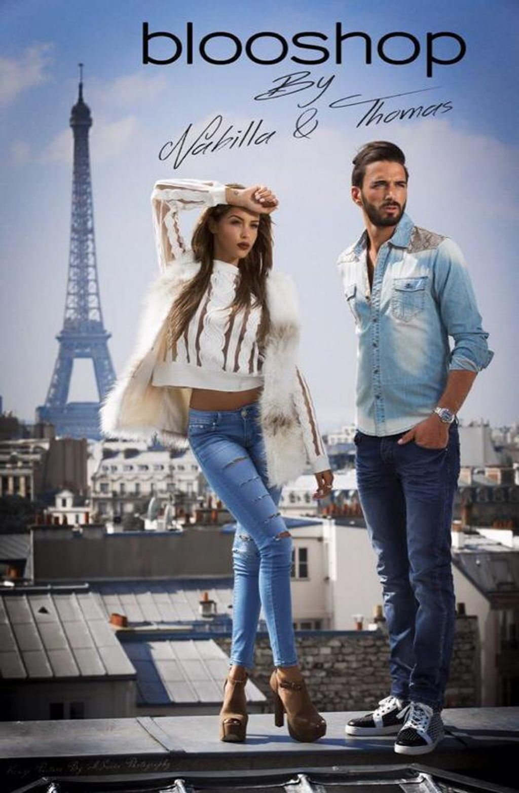 Nabilla lance sa collection de vêtements