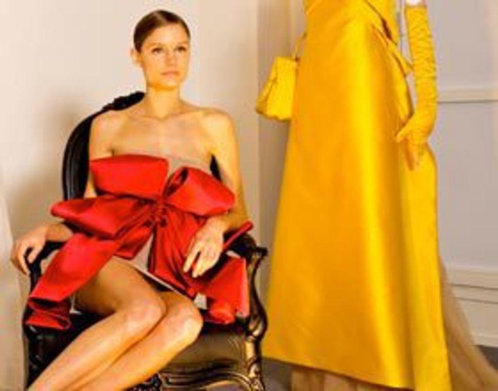 Paule Ka nous habille couture avec Black Carpet