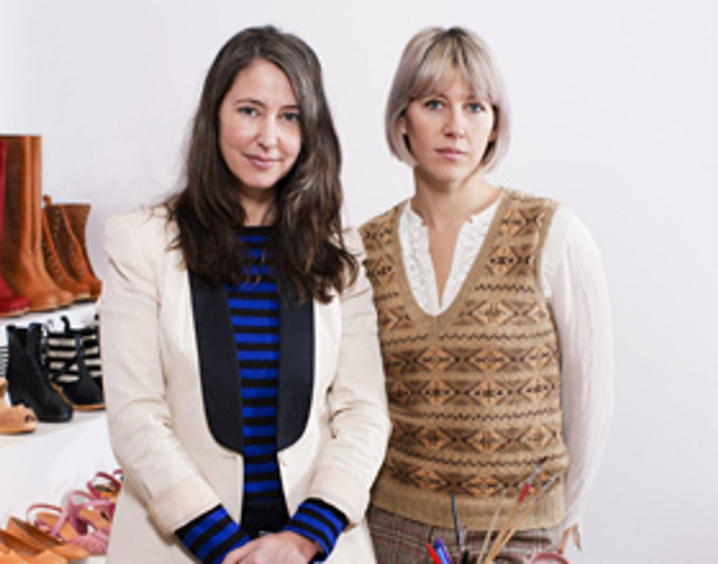Swedish Hasbeens revisite le sabot pour H&M !