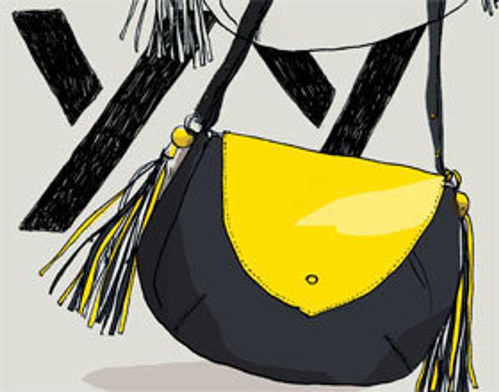 Les sacs de la créatrice Yvonne Yvonne chez André !