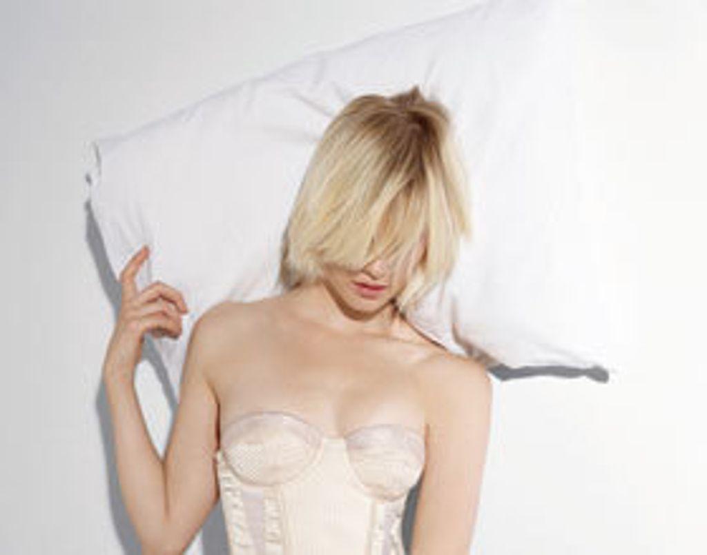 On adore la lingerie pour mariée vue par Stella McCartney
