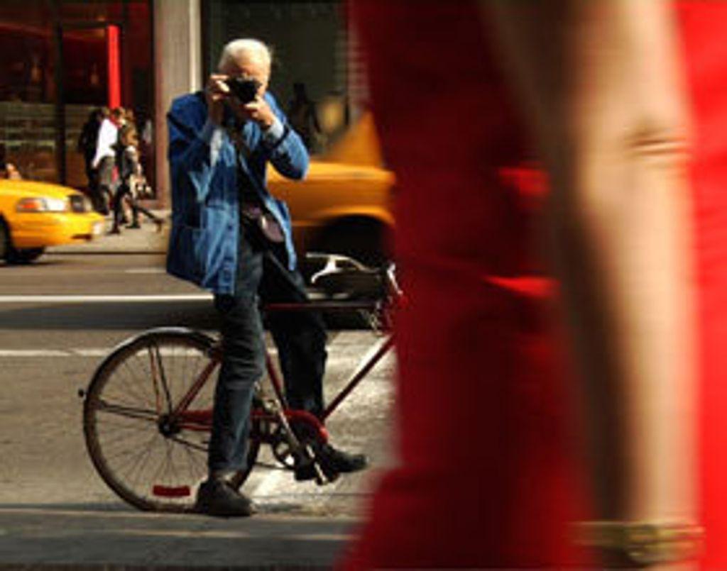 LE maître du street style, c'est lui !