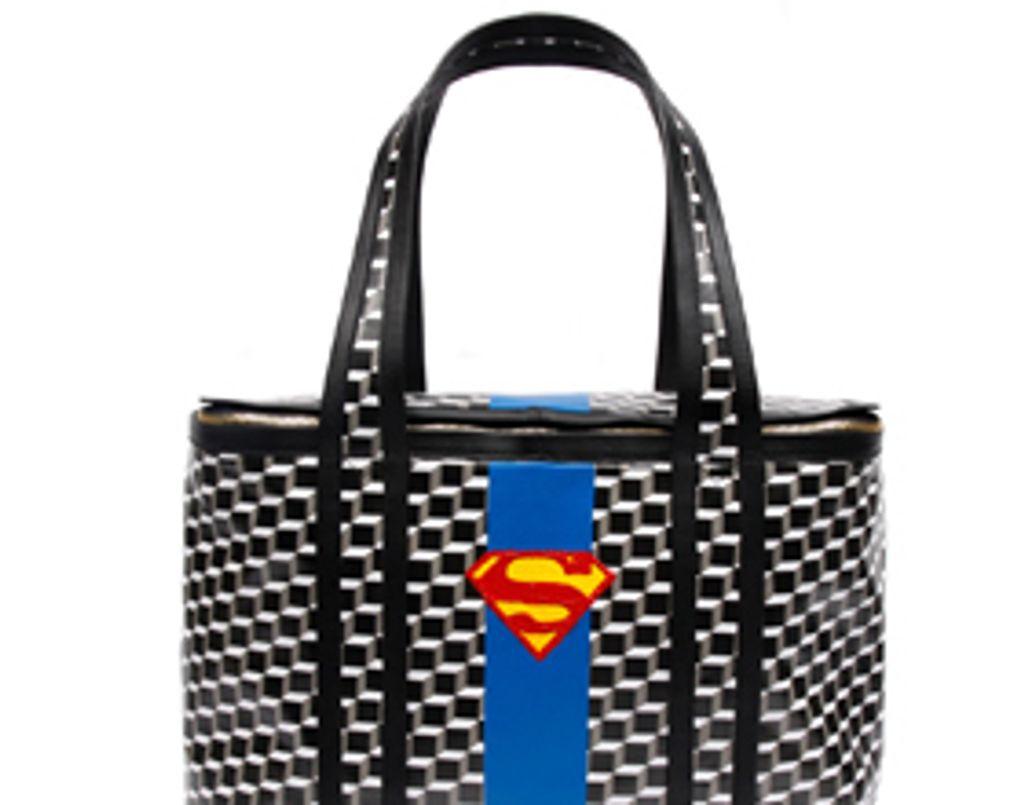 Wonder Woman, Batman... nos super héros sont chez Colette!