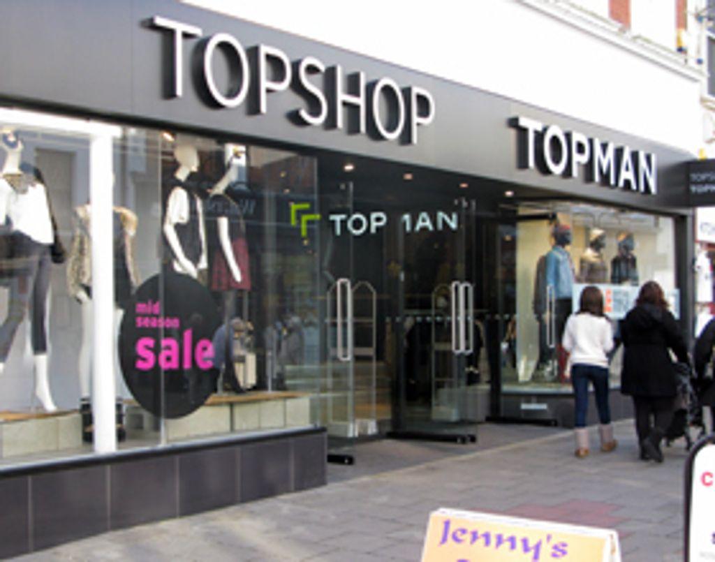 Oui, vous avez bien lu : Topshop arrive enfin en France !