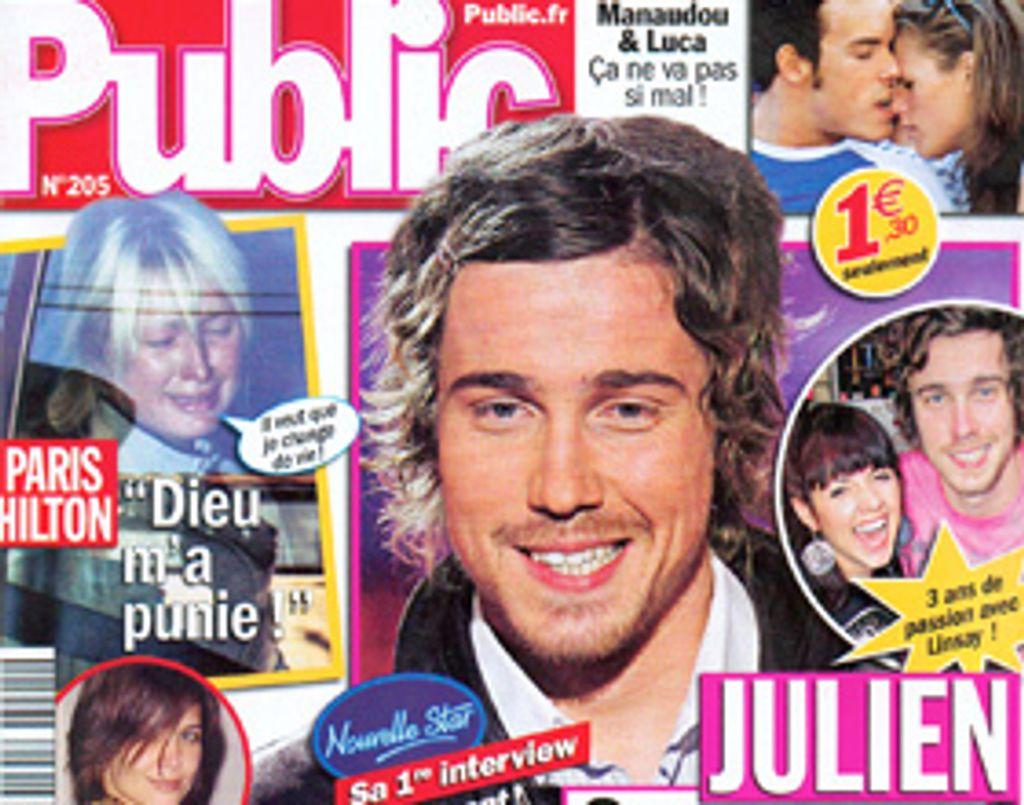 Revue de presse people du 18 juin 2007