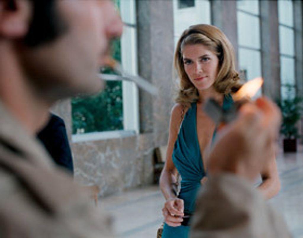 Alice Taglioni double la mise