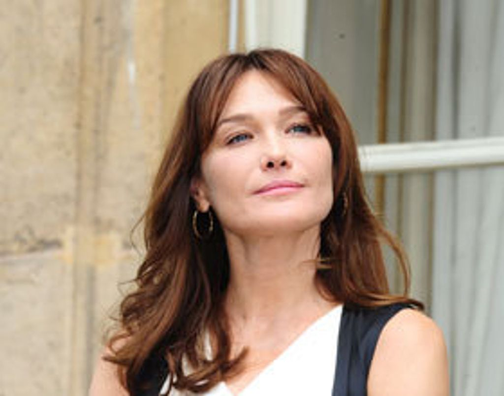 Carla Bruni actrice pour Woody Allen ?