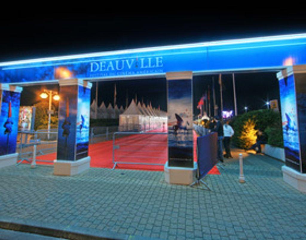 Une escale ciné au Festival de Deauville à la rentrée ?
