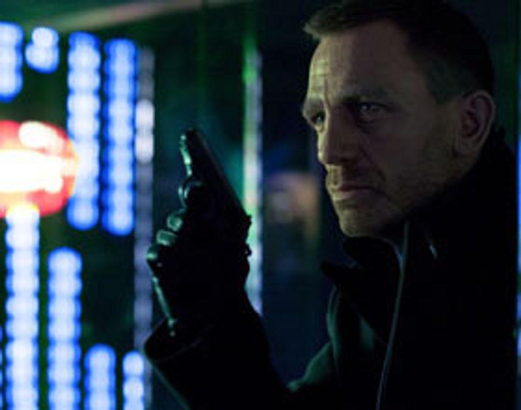 3 bonnes raisons de voir Skyfall, le nouveau James Bond